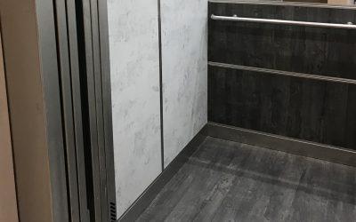 Découvrez nos nouvelles réalisations de cabine d'ascenseur !