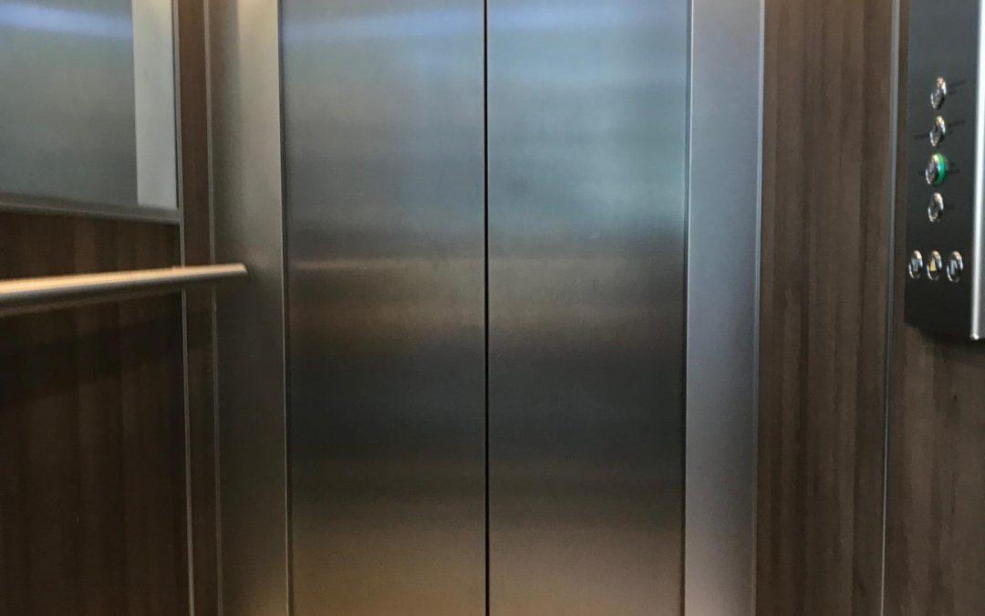Nouvelle réalisation pour STC Ascenseurs